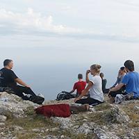 Сертификационный курс Универсальной Йоги, 1-3 части. Симеиз, Крым, 14 июля–22 августа 2018
